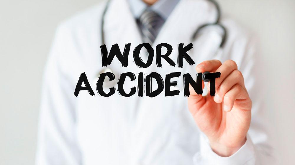 Los accidentes laborales caen un 23,3% en Galicia
